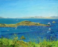 Isle of Kerrera, Oban Bay