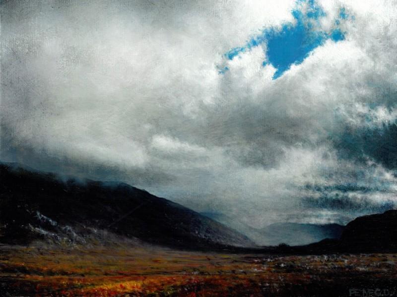 The Coming Rain — Strath Dionard i