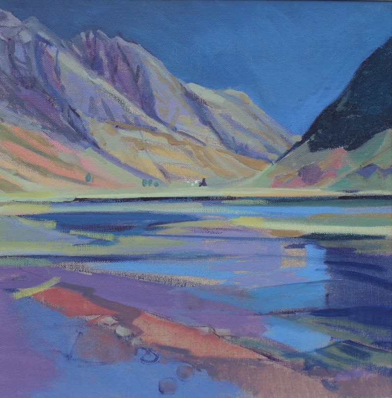 Glencoe, Loch Achtrioachtan