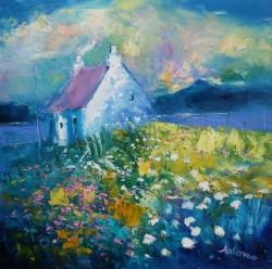 An Evening Gloaming Isle of Iona