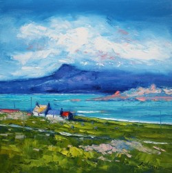 Ben More from Dun I Iona