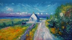 Early summerlight Isle of Bute