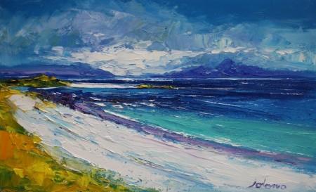 Summerlight Traigh Bhan Isle of Iona