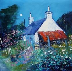 Wild Garden Lochdon Isle of Mull
