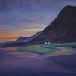 Sunset, Glencoe