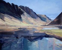 Loch Achtriochtan, Black Reflections