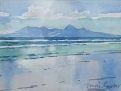 Sea-edge, Eigg