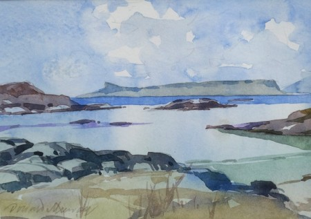 Afternoon Reflections, Arisaig