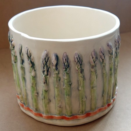 Jardiniere Asparagus