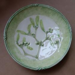 Mistletoe Dish