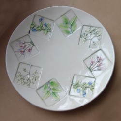 Flower Star Dish