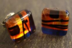 Rainbow medium studs