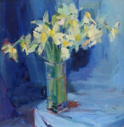 Narcissus — White Daffs