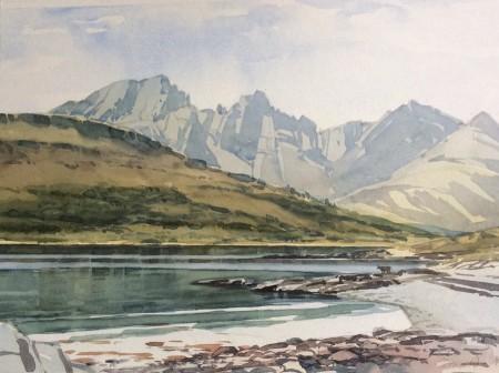 Blaven, Isle of Skye by Donald Murray