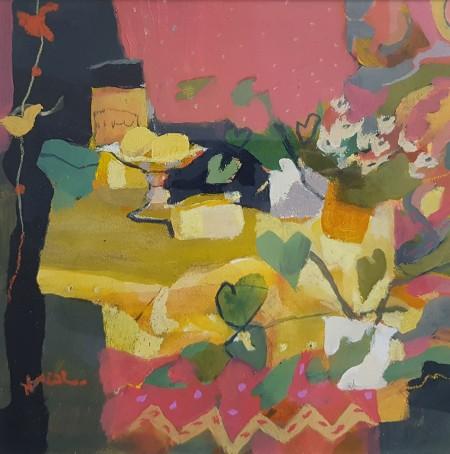 Ivy and Lemons by Hazel Nagl RSW RGI PAI