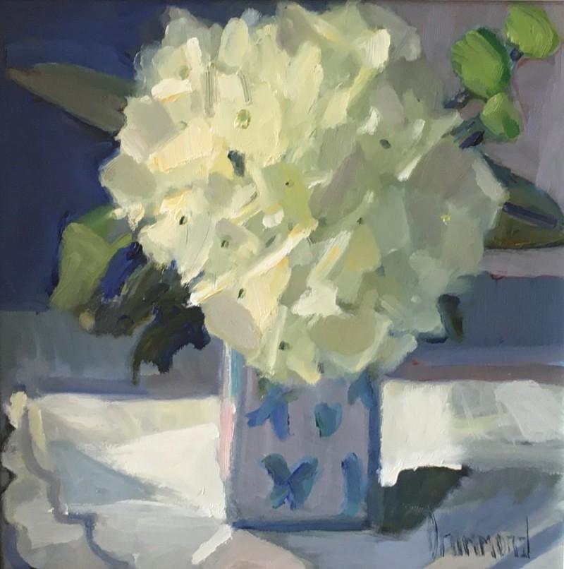 Hydrangea by Marion Drummond