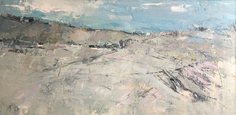 Under A Restless Sky by George Muir