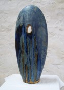 Blue Stone by Illona Morrice