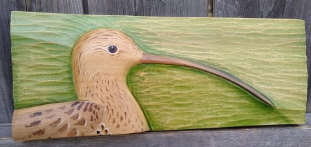 Curlew by Kathryn O'Kell