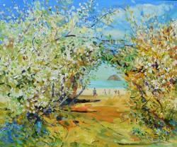 Sandy Lane by James Harrigan