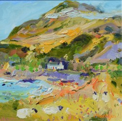 House by the Loch by James Harrigan