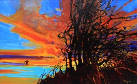 Woodcock by Alan B Hayman