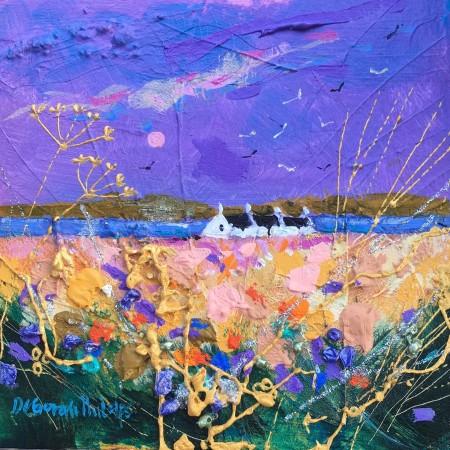 Blueberry Harvest Sky