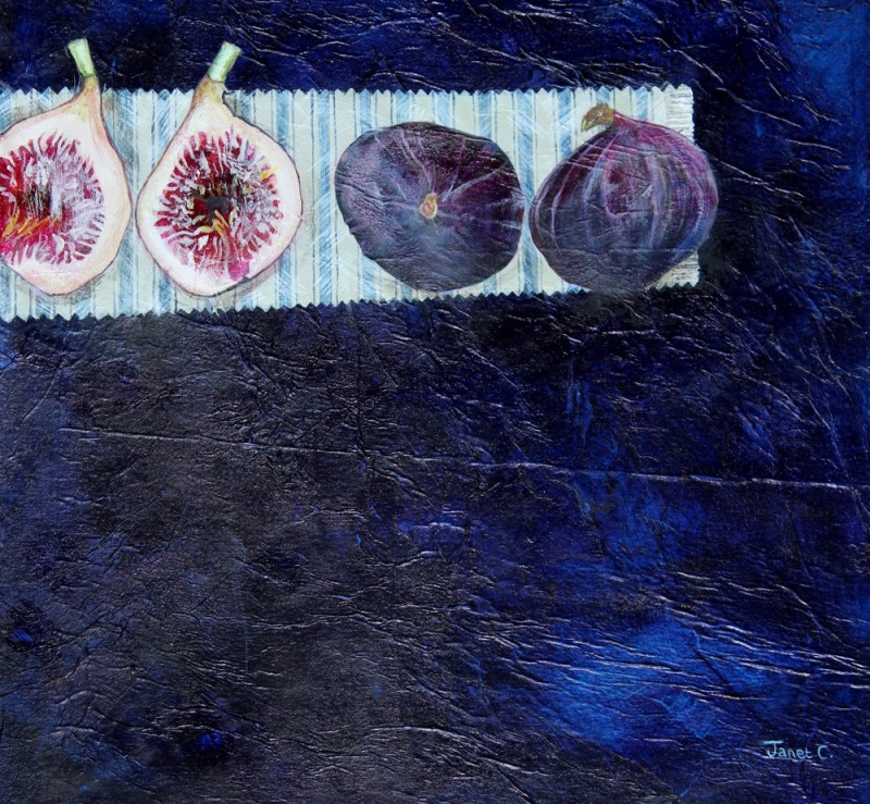 Figs on Ticking