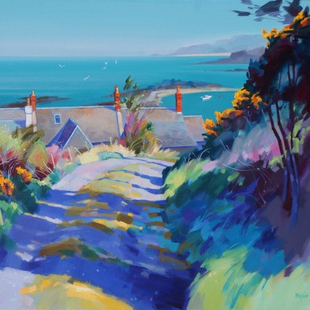 Track at Maidens - Jim Wylie