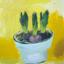 New Growth Yellow Room - Jane Askey