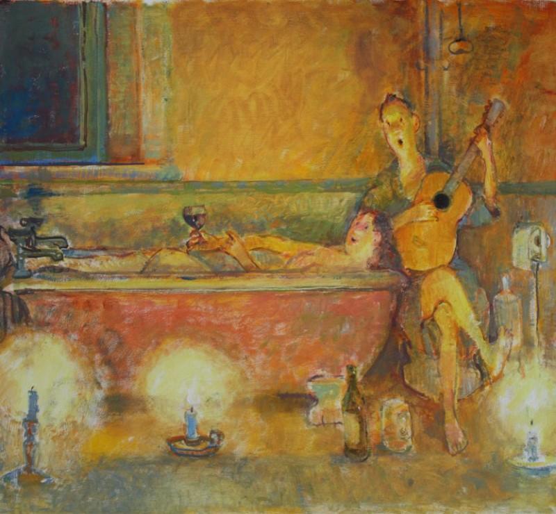 Serenade by Tim Cockburn