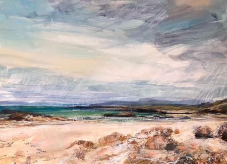 Mull, From Iona by Sarah Carrington