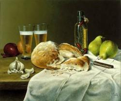 Breaking Bread with Good Cheer - Ian Mastin