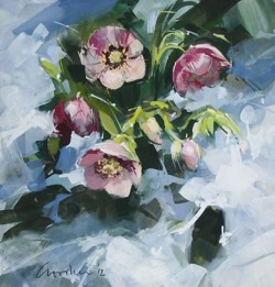 Hellebores - Gillian Goodheir