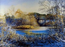 Winter Light, Haddo - Danny Ross
