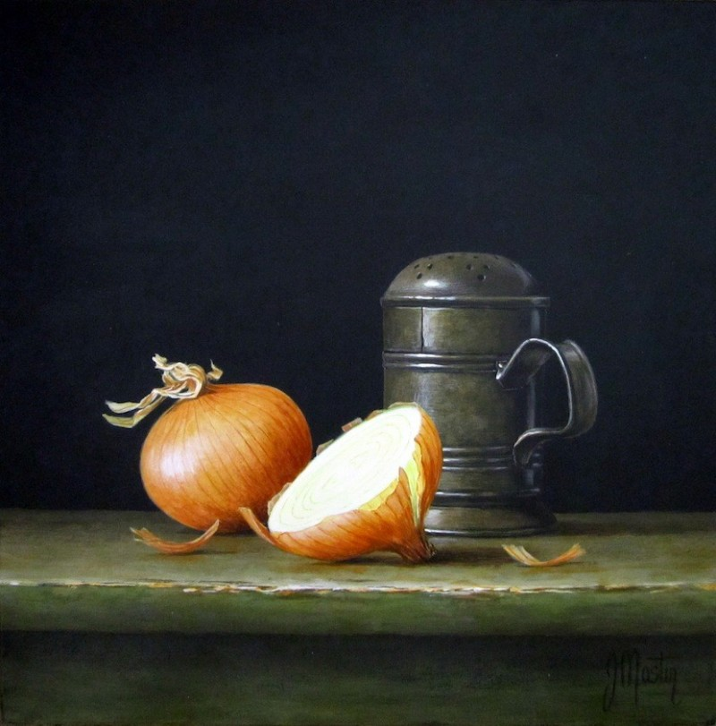 Onions and Shaker