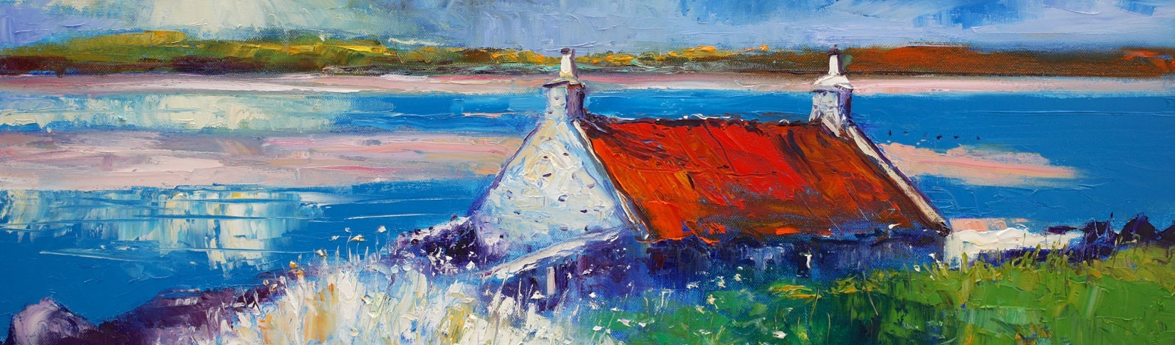 John Lowrie Morrison (Jolomo) — West to Argyll and the Hebrides