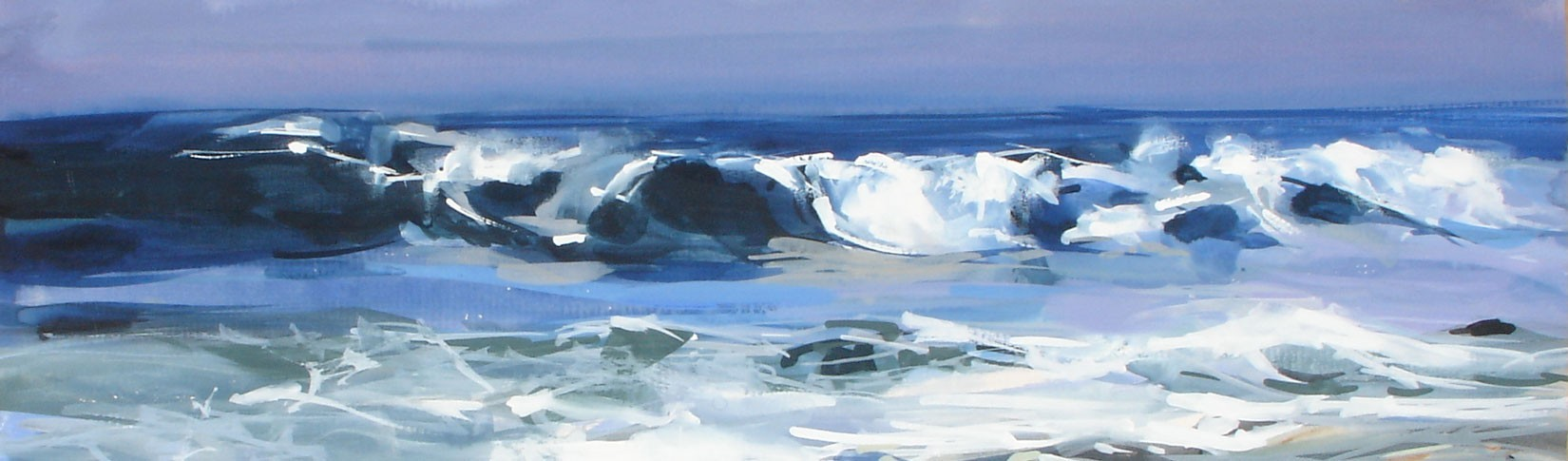 Sea and Shore — exhibition of seascapes and sea-inspired paintings.