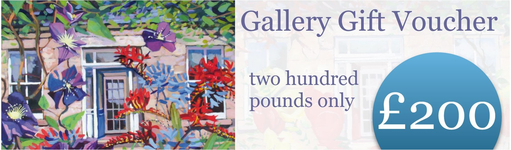 Tolquhon Art Gallery Gift Vouchers