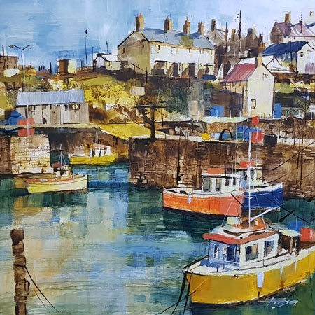 Chris Forsey RI — Solo Exhibition
