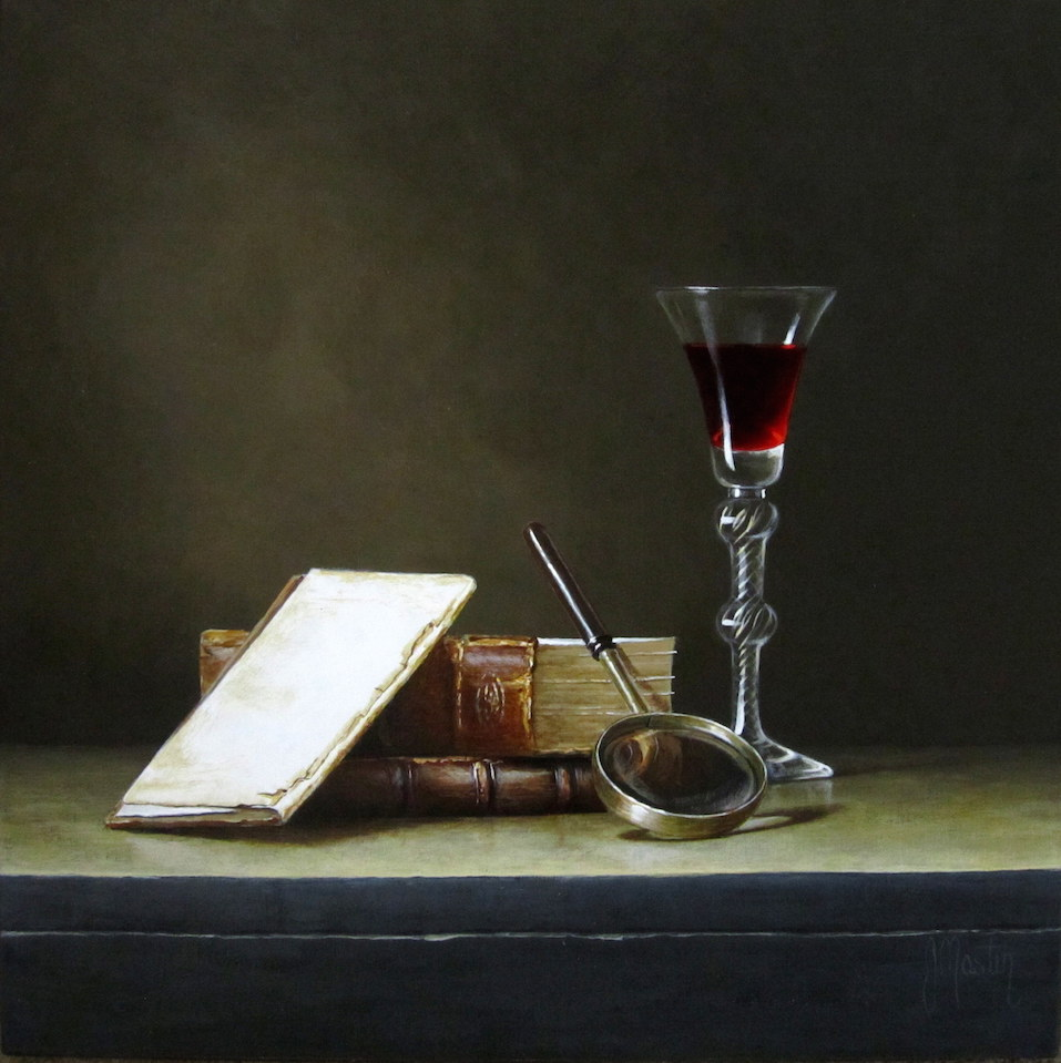 A Small Libation by Ian Mastin