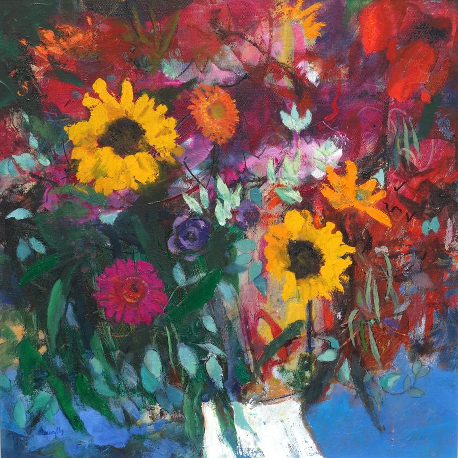 Bouquet  AMARYLLIS JOHNSTON