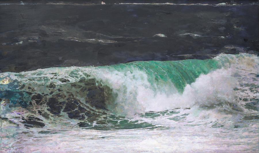 Dawnne McGeachy   RISE AGAIN — Eshaness — Beaufort 12