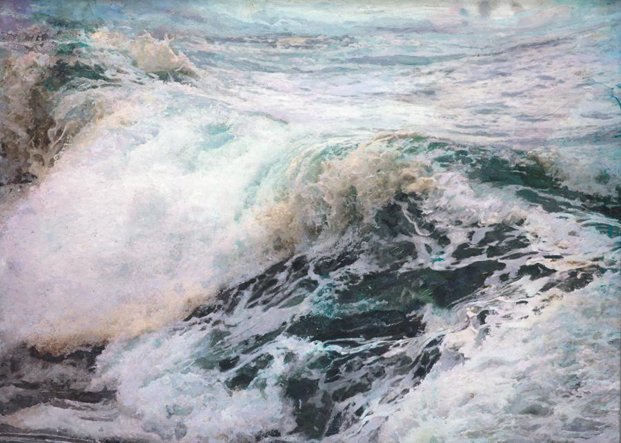 Dawnne McGeachy ROLLING LIFE — Eshaness — Beaufort 12