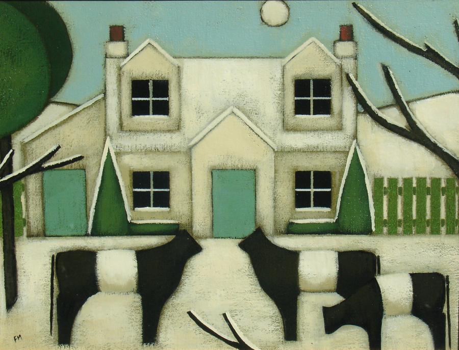 Galloway Winter by Fiona Millar