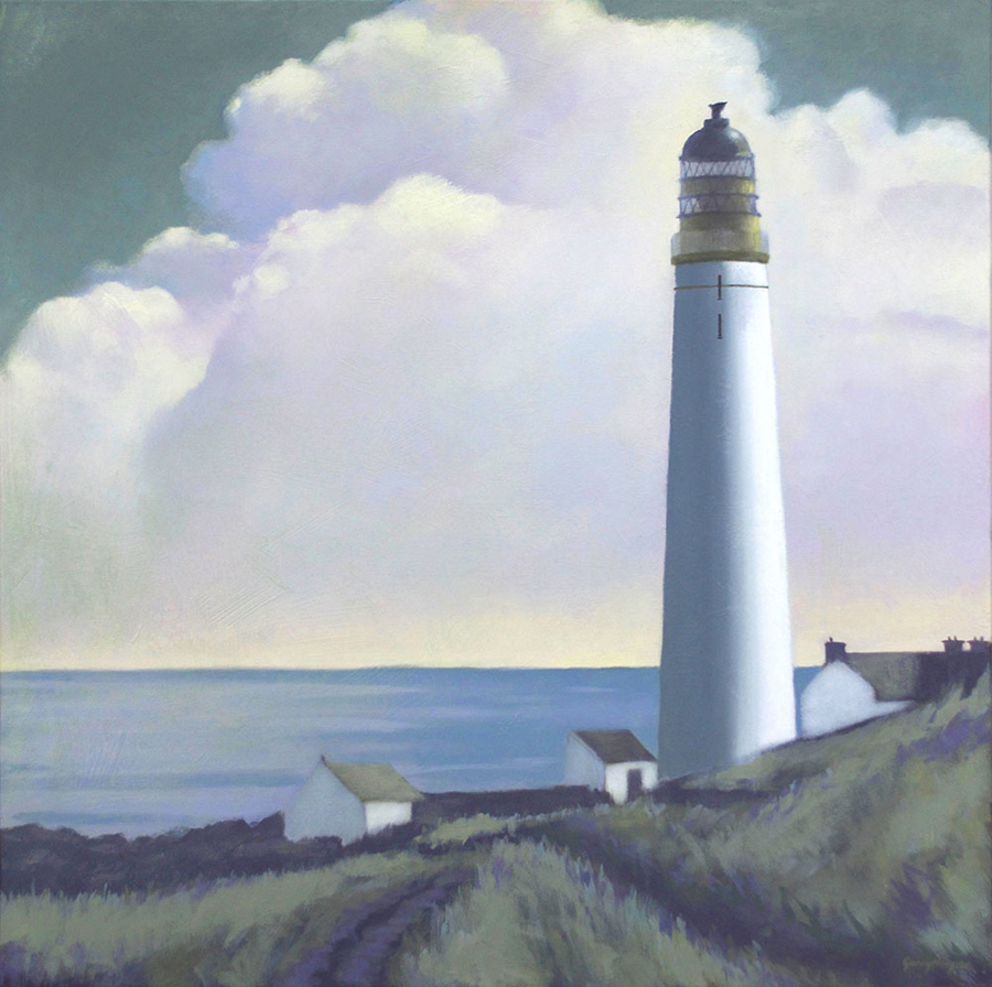 Scurdie Ness Lighthouse GARRY HARPER