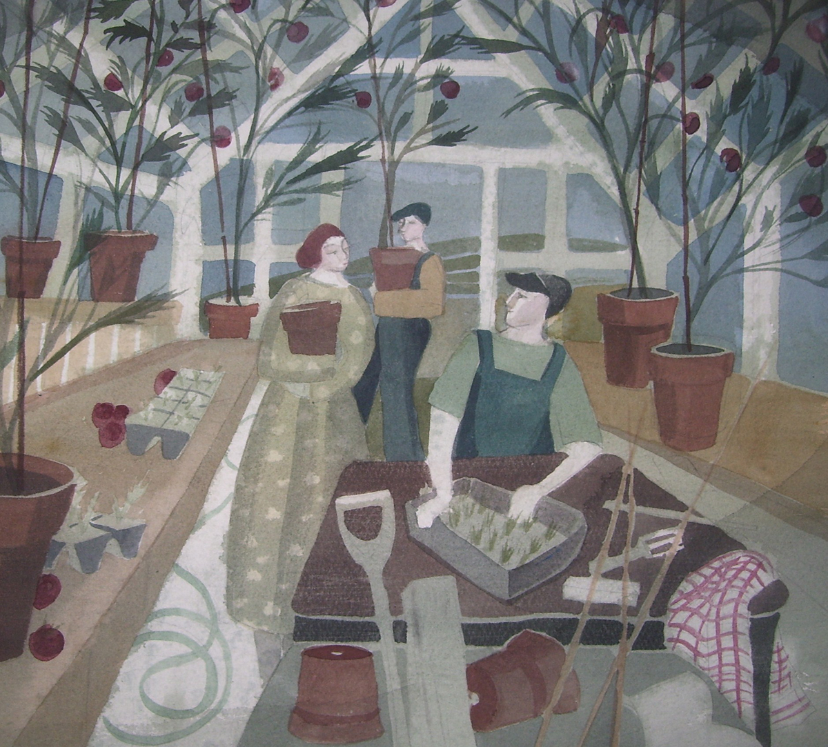 Green Fingers by Madeleine Hand