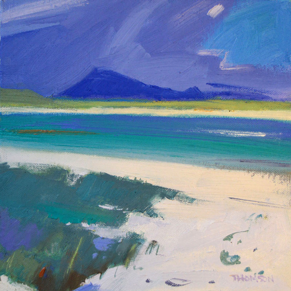 Marion Thomson High Tide, Uist