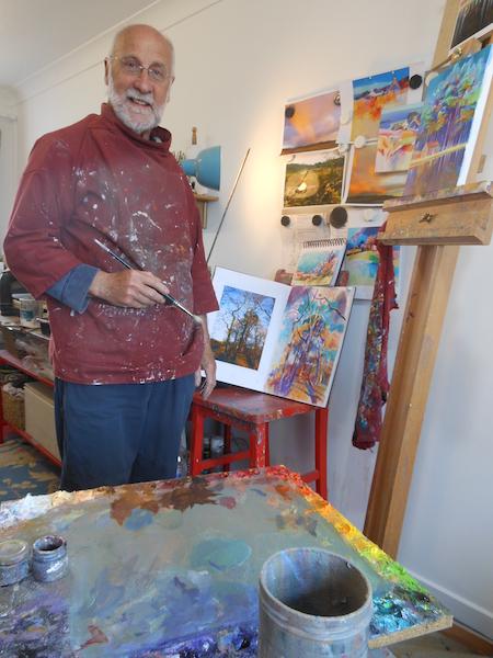Jim Wylie, Scottish artist