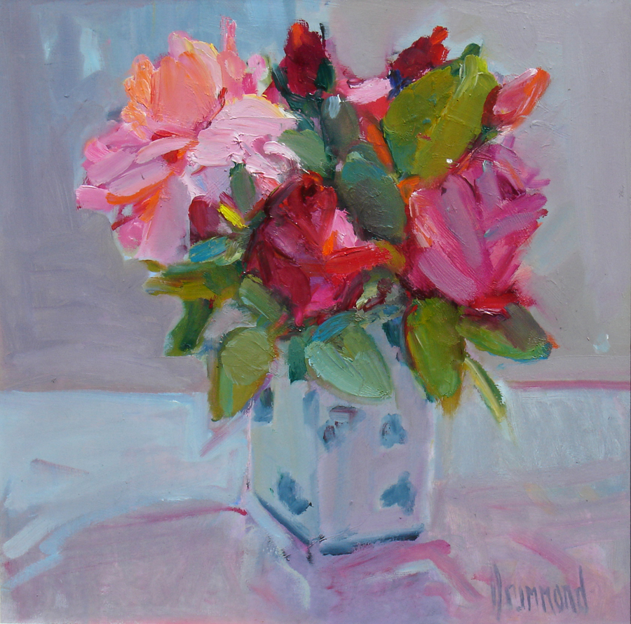 Marion Drummond — First Roses
